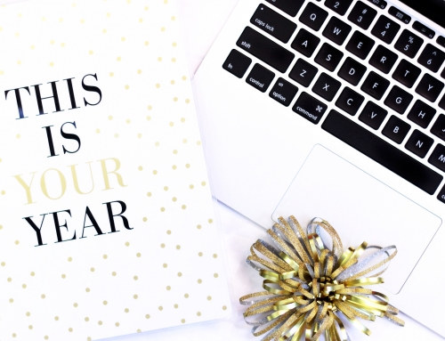NEW YEAR, NEW YOU FOR YOUR PERSONAL STYLE?