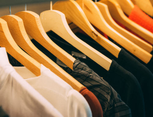 WHY IT'S A GOOD IDEA TO CARE FOR OUR CLOTHES